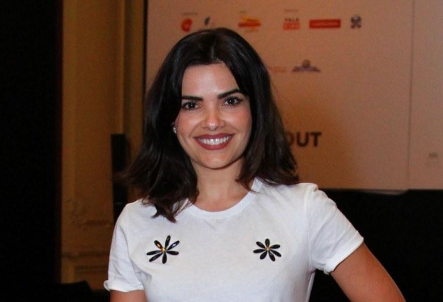 A roteirista Vanessa Giacomo